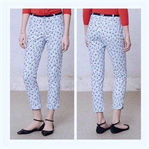 ANTHROPOLOGIE Cartonnier Cherry Charlie Trousers